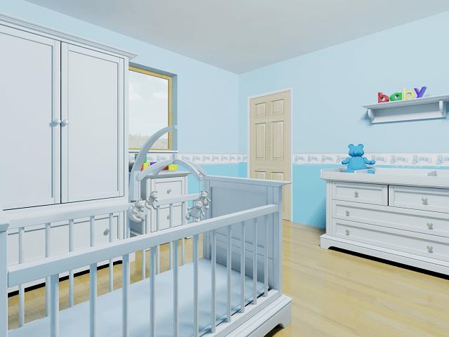 Detská izba batoľaťa